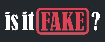 is ti fake